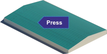 Press Room in Automobile Industry