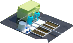 Sewage Treatment Plant in Water Industry