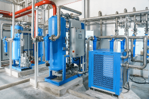 eliminate excess air consumption due to artificial demand