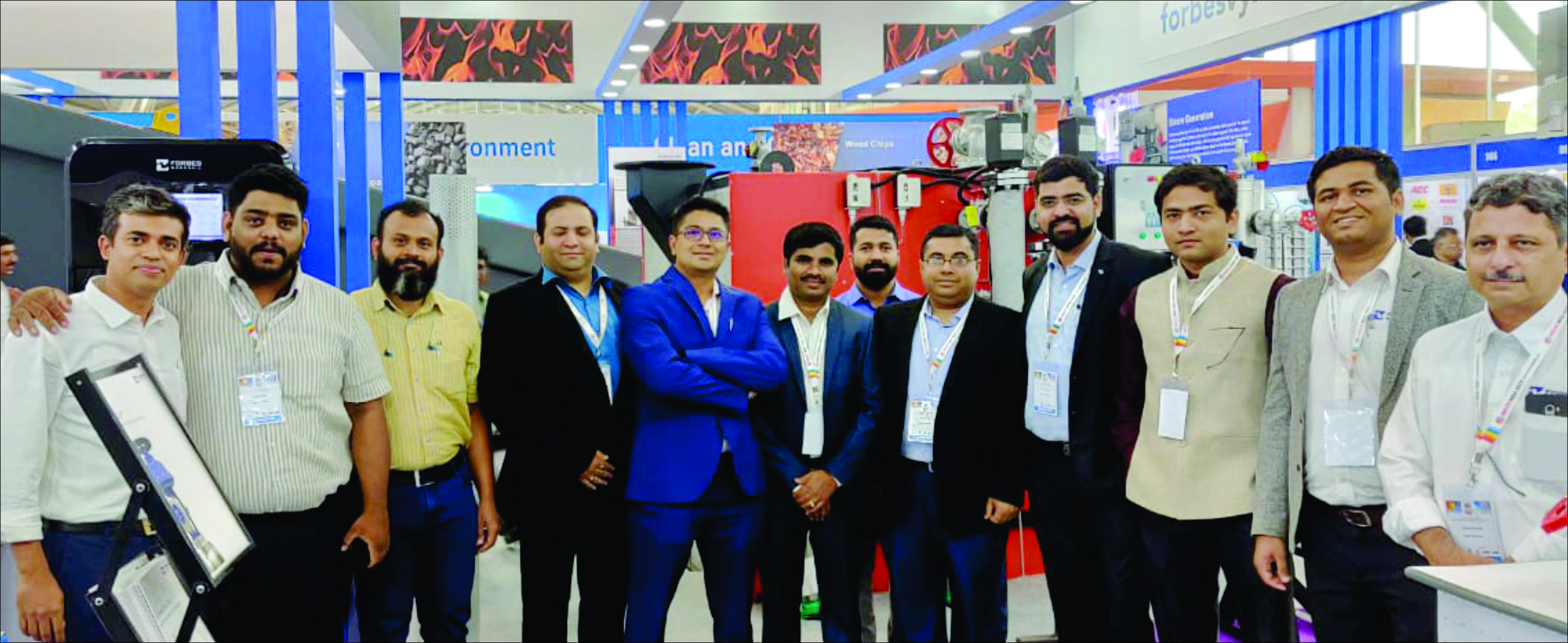 Forbes Marshall at Boiler India 2020