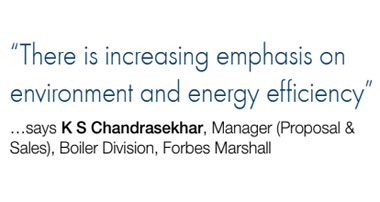 """There is increasing emphasis on environment and energy efficiency"""