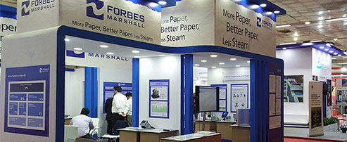 Forbes Marshall participated in Paperex,Delhi