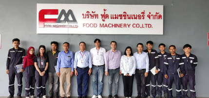 Steam Engineering & Control Valves Training in Thailand
